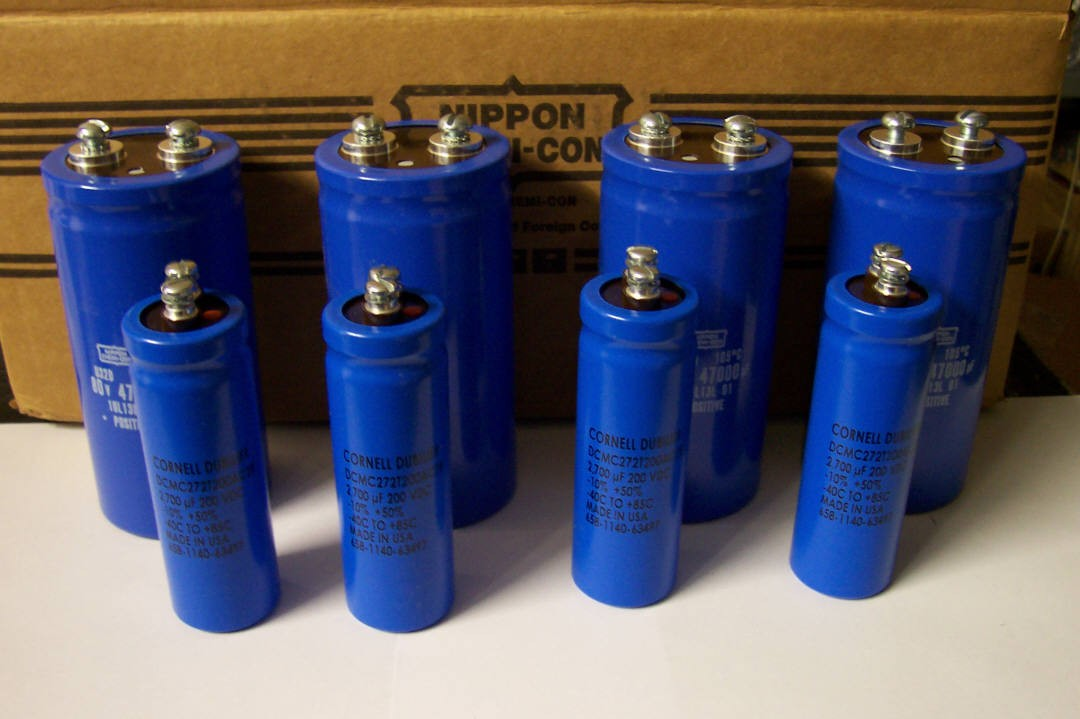 Capacitor kit Mark Levinson ML27