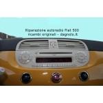 Riparazioni Fiat 500 Fiat 312