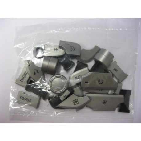 Keys Kit Ford NX Focus SMax Mondeo CMax Galaxy