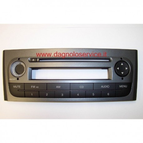 Mascherina Fiat Grande Punto Fiat 199 CD 7646328316