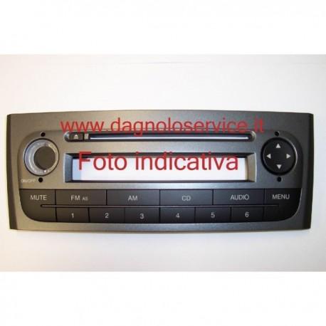 Mascherina Fiat Grande Punto Fiat 199 CD 7646329316